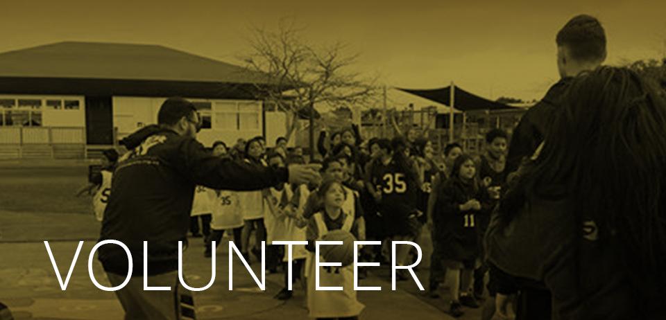 3 - Volunteer
