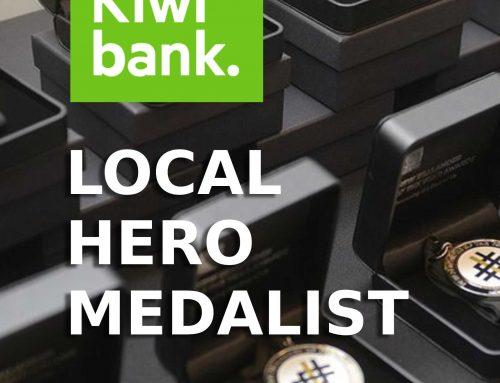 KIWI BANK LOCAL HERO AWARD